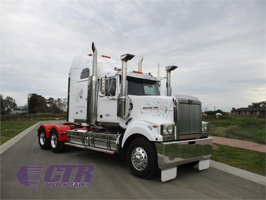 2008 Western Star 4900FX CTR Truck Sales - Trucks for Sale