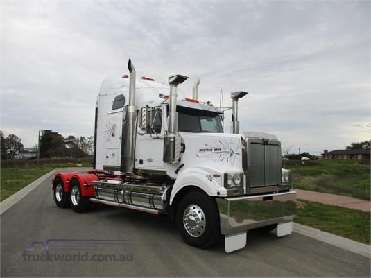 2008 Western Star 4900FX - Trucks for Sale