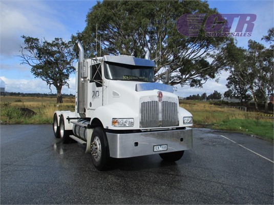 2003 Kenworth T350 CTR Truck Sales - Trucks for Sale