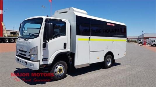 2018 Isuzu NPS 75 155 Major Motors - Trucks for Sale