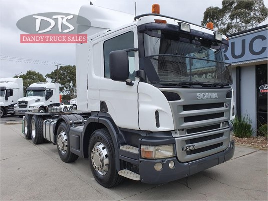 2006 Scania P340 Dandy Truck Sales - Trucks for Sale