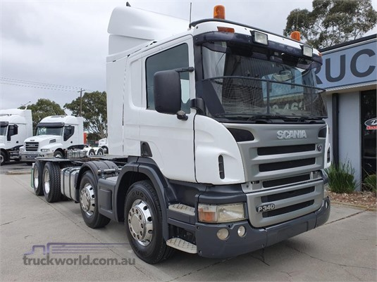 2006 Scania P340 Trucks for Sale