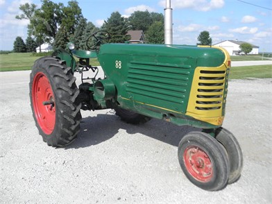 OLIVER 40 HP To 99 HP Tractors Online Auctions - 3 Listings