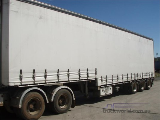 2012 Vawdrey Drop Deck Trailer - Truckworld.com.au - Trailers for Sale