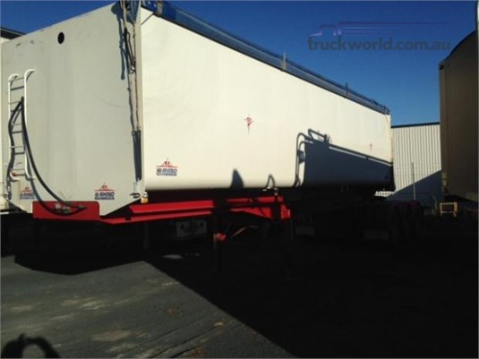 2013 Rhino Grain Tipper Trailer Trailers for Sale