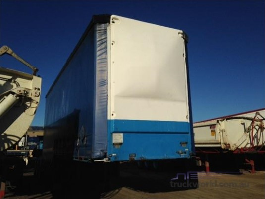 2007 Vawdrey Drop Deck Trailer Trailers for Sale
