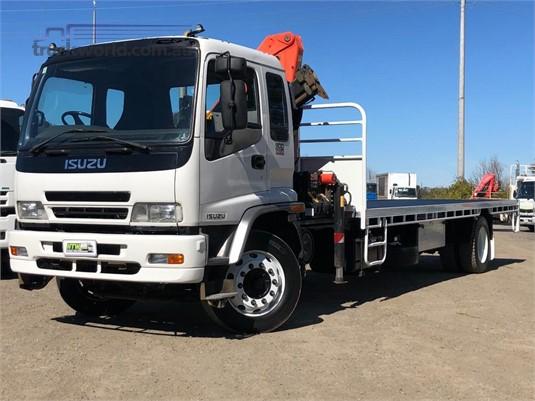 2007 Isuzu FTR900 - Trucks for Sale
