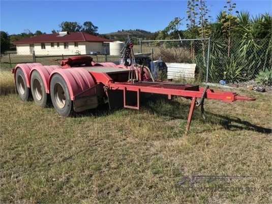 2014 Western Hi Way Dolly - Trailers for Sale