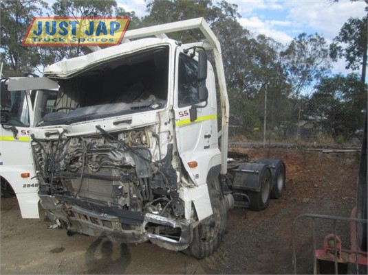 2012 Hino 700 Series SS Just Jap Truck Spares  - Trucks for Sale