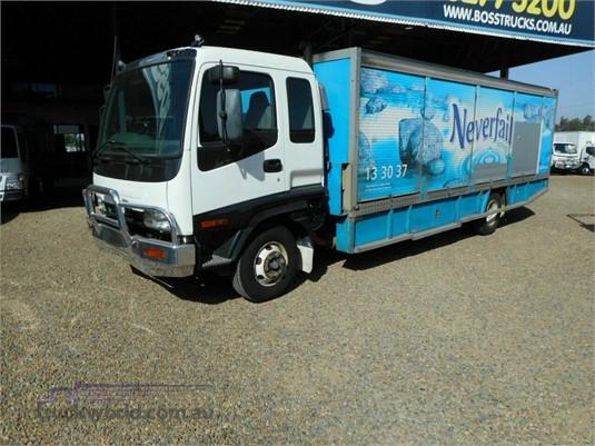 2006 Isuzu FRR 550 Trucks for Sale