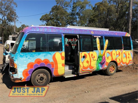 2003 Toyota COASTER Just Jap Truck Spares  - Trucks for Sale