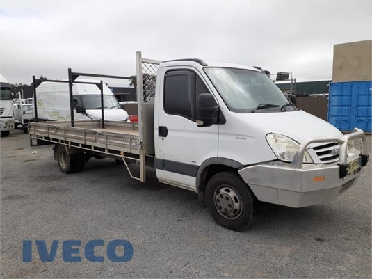 2008 Iveco Daily 50C18 Iveco Trucks Sales - Trucks for Sale