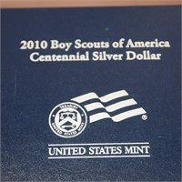 2010 Boy Scouts of America Centennial Proof