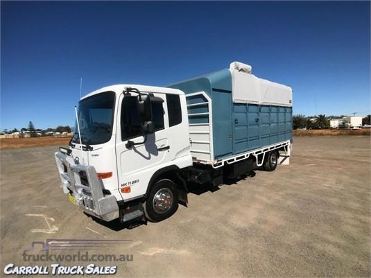 2013 Nissan Diesel Condor Carroll Truck Sales Queensland - Trucks for Sale