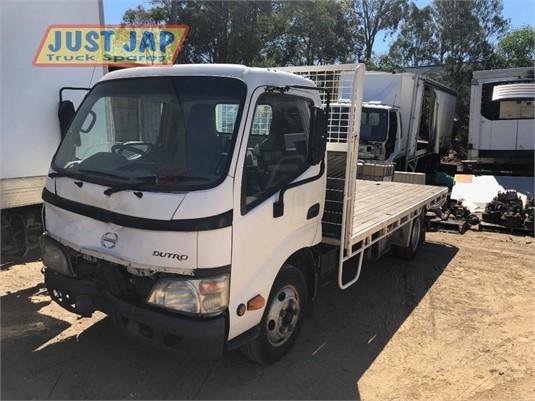 2005 Hino Dutro Just Jap Truck Spares  - Trucks for Sale