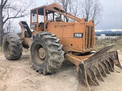 CLARK RANGER Skidders Forestry Equipment For Sale - 18