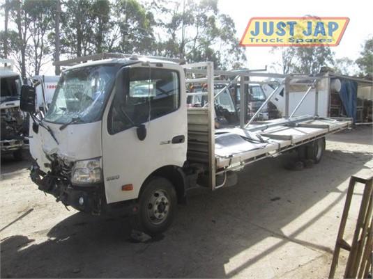 2014 Hino Dutro Just Jap Truck Spares  - Trucks for Sale