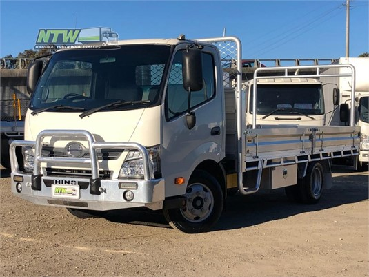 2014 Hino 300 Series 616 Auto National Truck Wholesalers Pty Ltd - Trucks for Sale