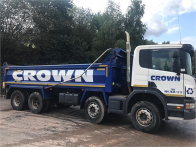 Used SCANIA P400 Trucks for sale in the United Kingdom - 19