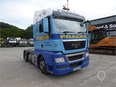 Used MAN TGX41 480 Trucks for sale in Ireland - 1 Listings