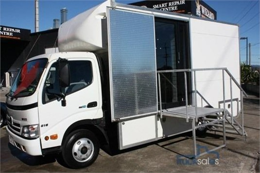 2007 Hino 300 Series 616 Auto - Trucks for Sale