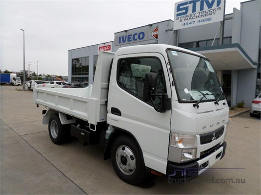 2019 Fuso Canter 615 - Trucks for Sale