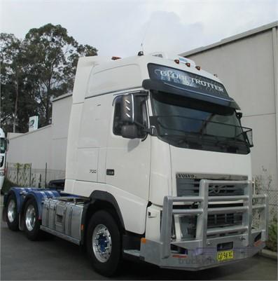 2013 Volvo FH16 Globetrotter Trucks for Sale