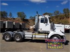 2010 Western Star 4864FX Prime Mover