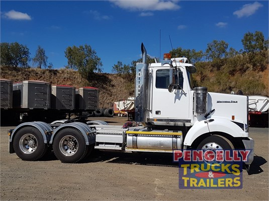 2010 Western Star 4864FX Pengelly Truck & Trailer Sales & Service - Trucks for Sale