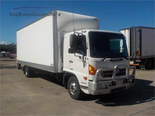 2008 Hino 500 Series 1024 FD - Trucks for Sale