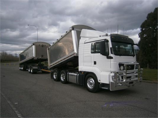 2016 MAN TGS26.540 Westar - Trucks for Sale