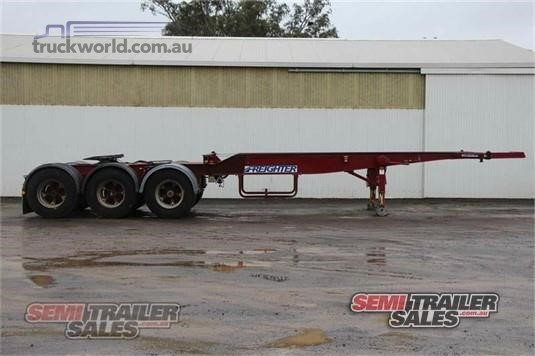 2005 Maxitrans Skeletal Trailer Trailers for Sale