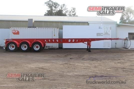 2003 Maxitrans Skeletal Trailer Trailers for Sale