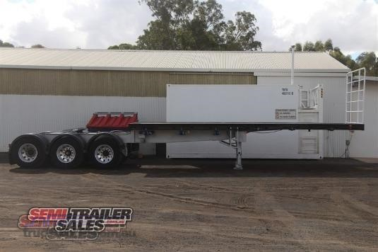 2005 Vawdrey Flat Top Trailer Trailers for Sale
