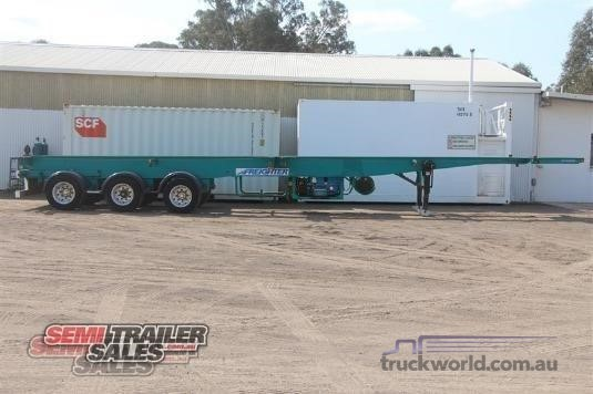 2000 Maxitrans Skeletal Trailer Trailers for Sale