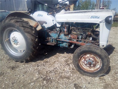 FORD 40 HP To 99 HP Tractors Online Auctions - 6 Listings