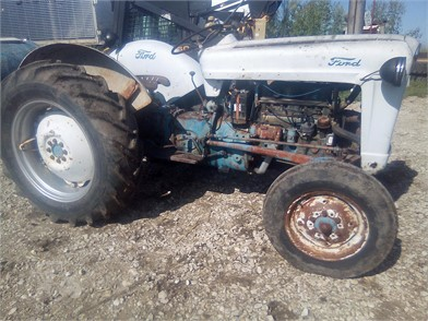FORD 40 HP To 99 HP Tractors For Sale - 694 Listings