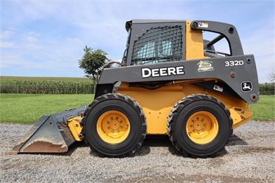 DEERE 332D For Sale - 46 Listings | MachineryTrader com