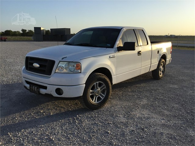 2008 Ford F150 For Sale >> 2008 Ford F150 For Sale In Cisco Texas