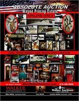 Firearms, Trophy Mounts, Trucks, Tools Household Items