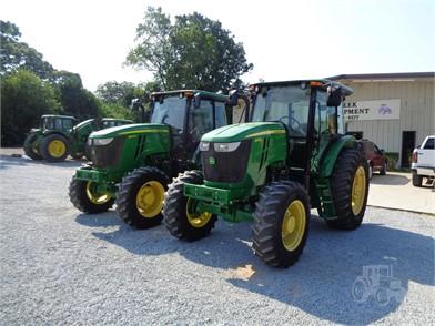 JOHN DEERE 6105D For Sale - 17 Listings | TractorHouse com