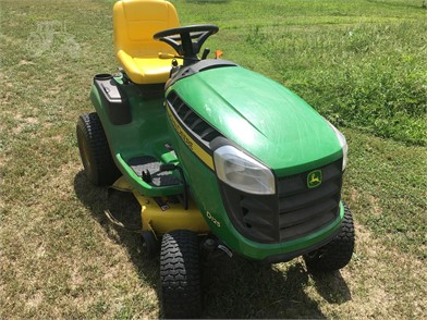 JOHN DEERE D125 For Sale - 2 Listings | TractorHouse com