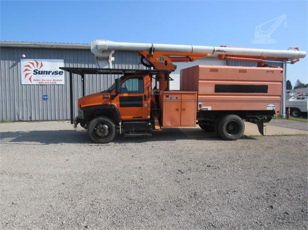 ALTEC LRV55 Bucket Trucks / Service Trucks For Sale - 25