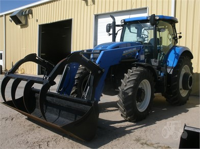 NEW HOLLAND T7 200 For Sale - 27 Listings | TractorHouse com
