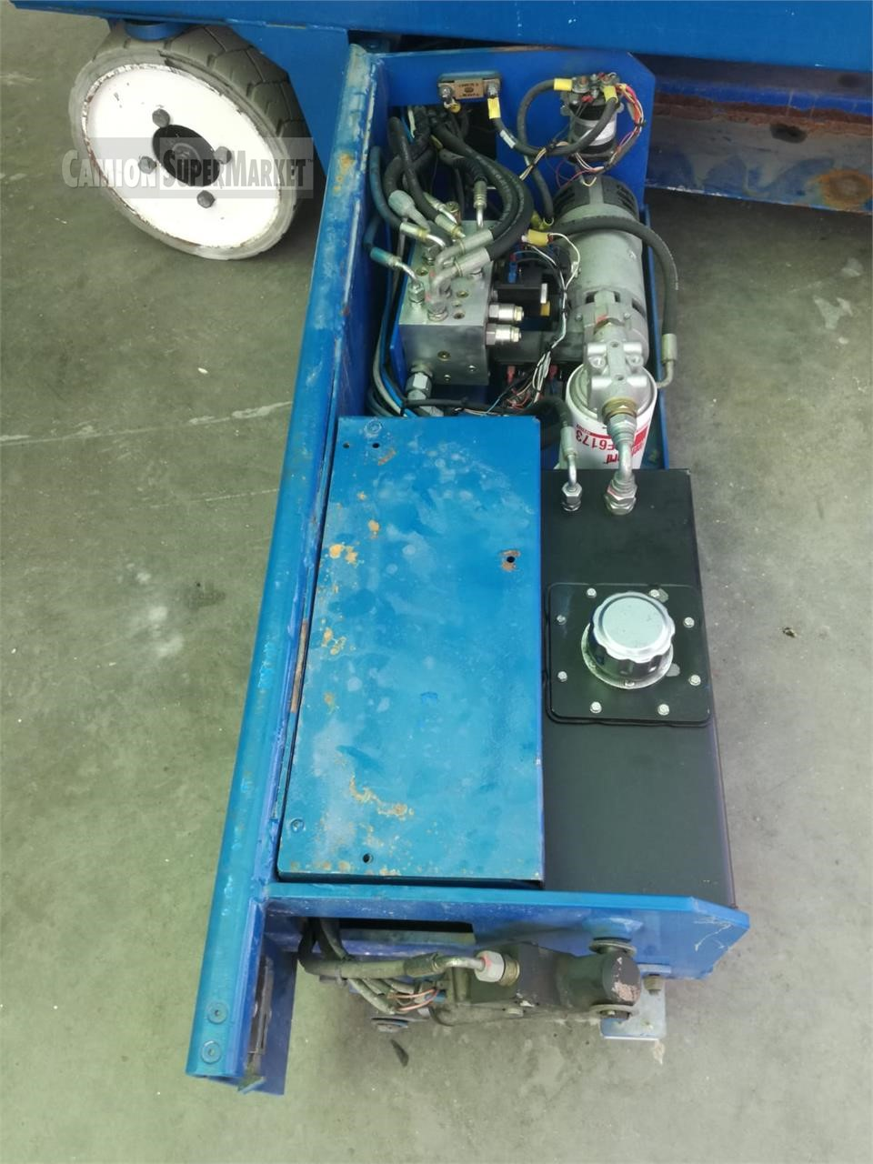 UP-RIGHT X32 Usato 2007 Veneto