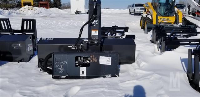 2019 BOBCAT SB200-78 Snowblower For Sale In Verndale
