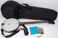 Santa Rosa 5 String Banjo
