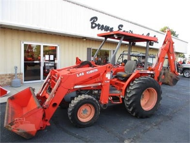 KUBOTA Loader Backhoes For Sale In Tennessee - 14 Listings