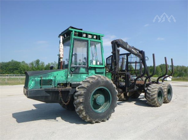 Forwarders Logging Equipment For Sale - 196 Listings