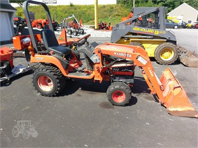 KUBOTA Tractors For Sale In New Hampshire - 12 Listings